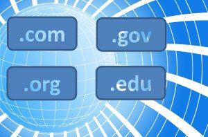 transfer .com domain name